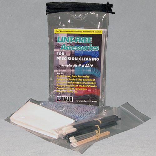 Accessory Sampler Kit, #K-AS10