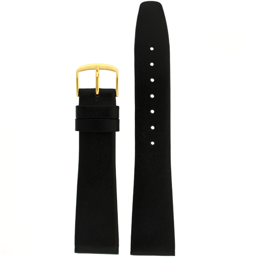 Watch Band Black LEA326 | Front