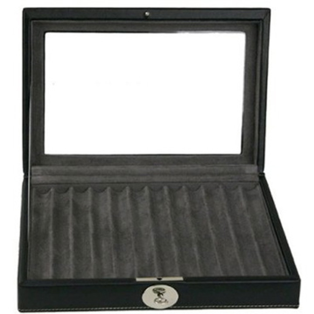 Pen Box Front View - TS0432BLK