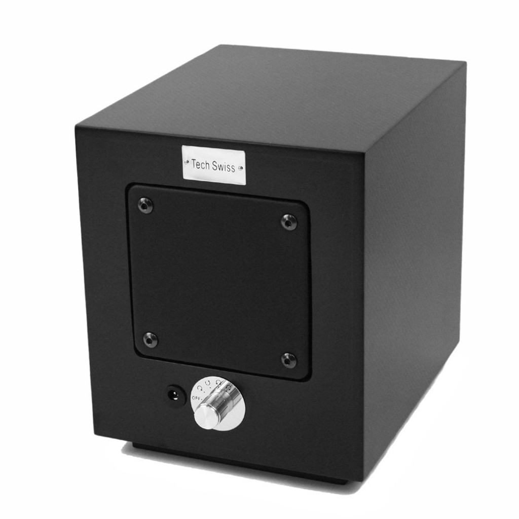 back view of single watch winder
