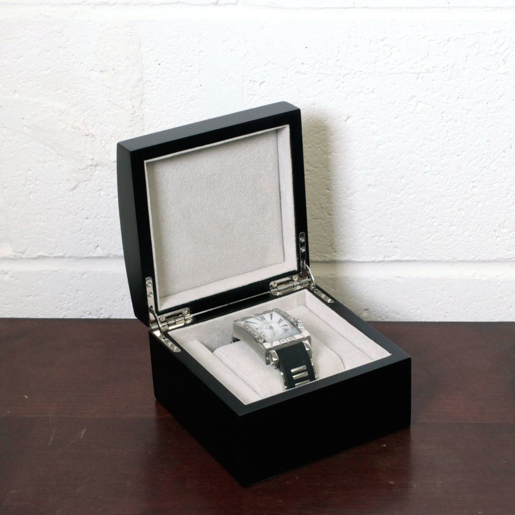Watch box for 1 Watch - TechSwiss - Main View