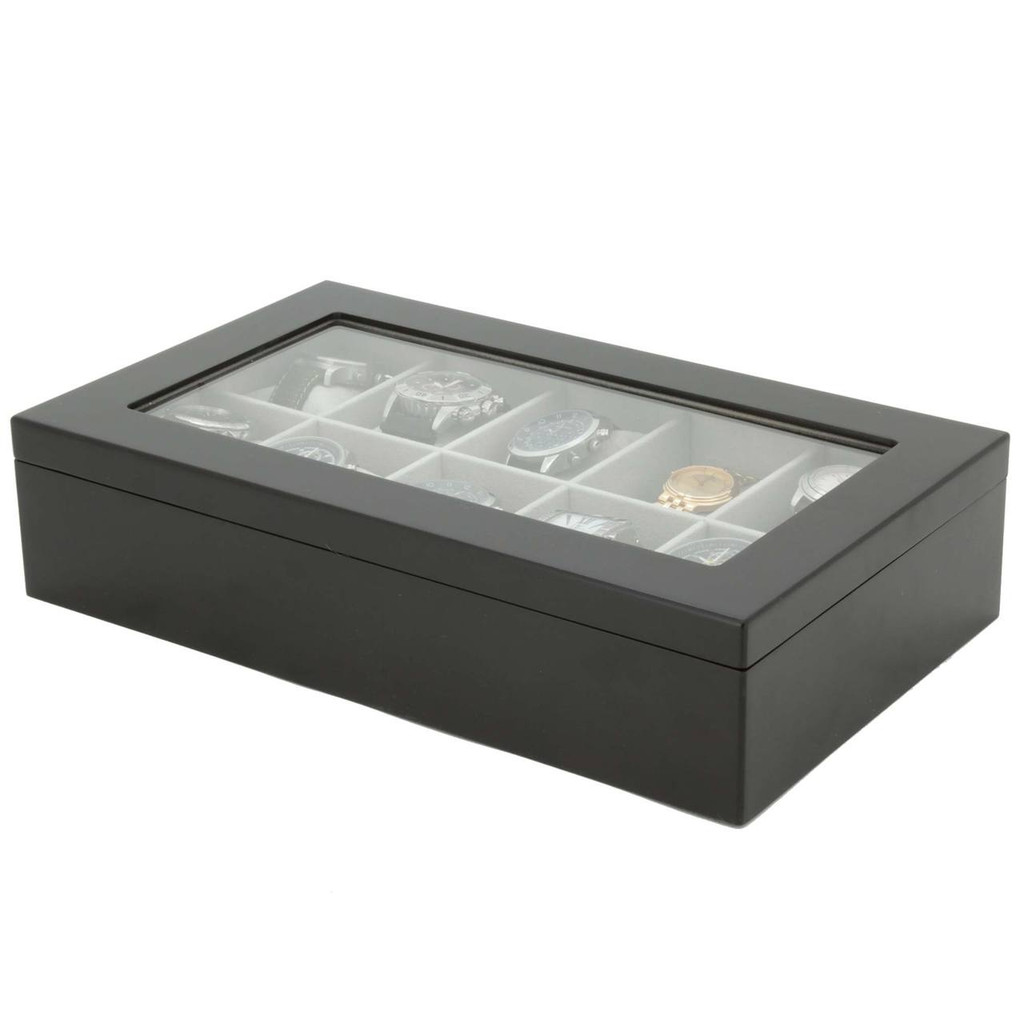 XL Watch Box | TechSwiss TSBXA10BK Case