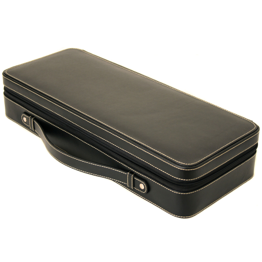 Briefcase style watch case - Side View