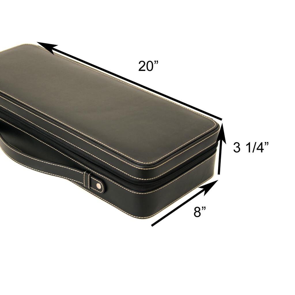 Briefcase style watch case - Third View