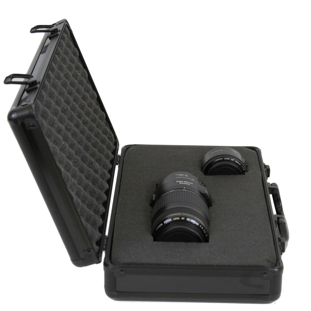The Executive Customizable Aluminum Box