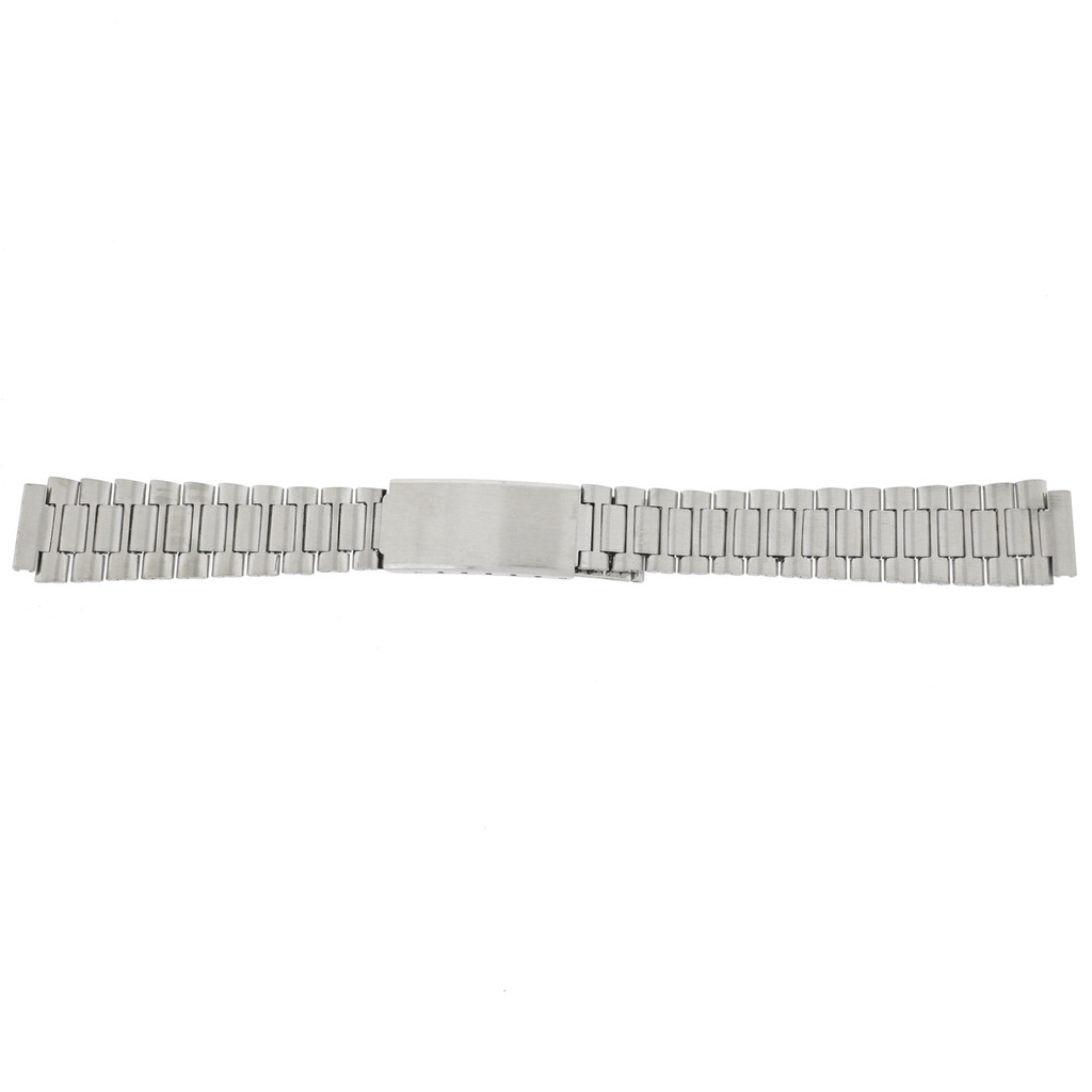 Ladies Watch Band Metal Link Stainless Steel 13 millimeter