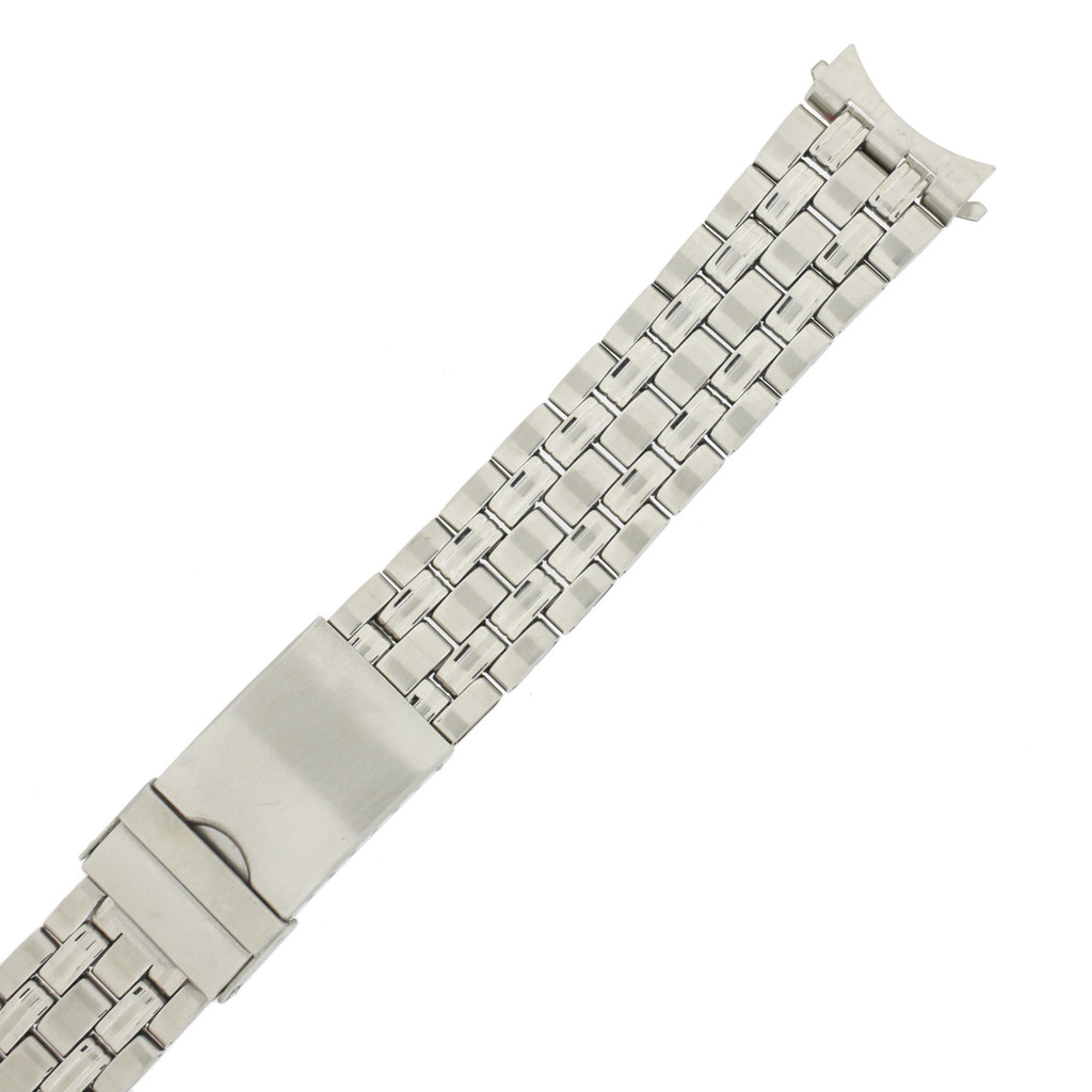 Stainless Steel Metal Linked Watch Band