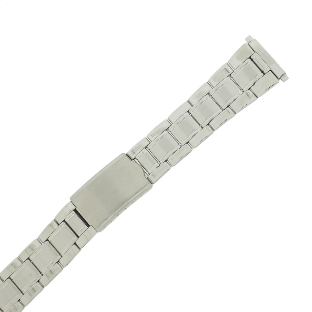 Watch Band Metal Stainless Steel Mens Spring Ends 18-22 mm  TSMET377