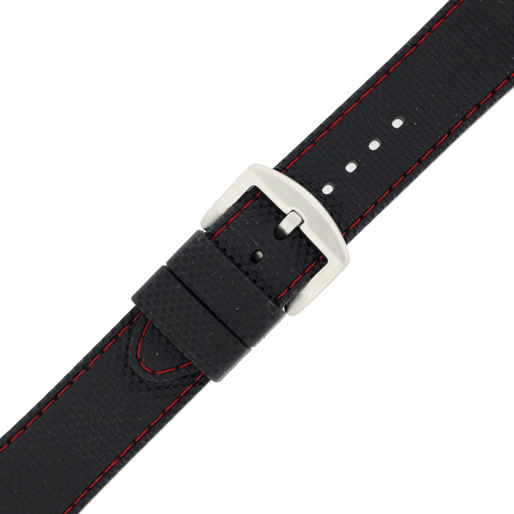 Mens Silicon Watch Band Waterproof Band RS142