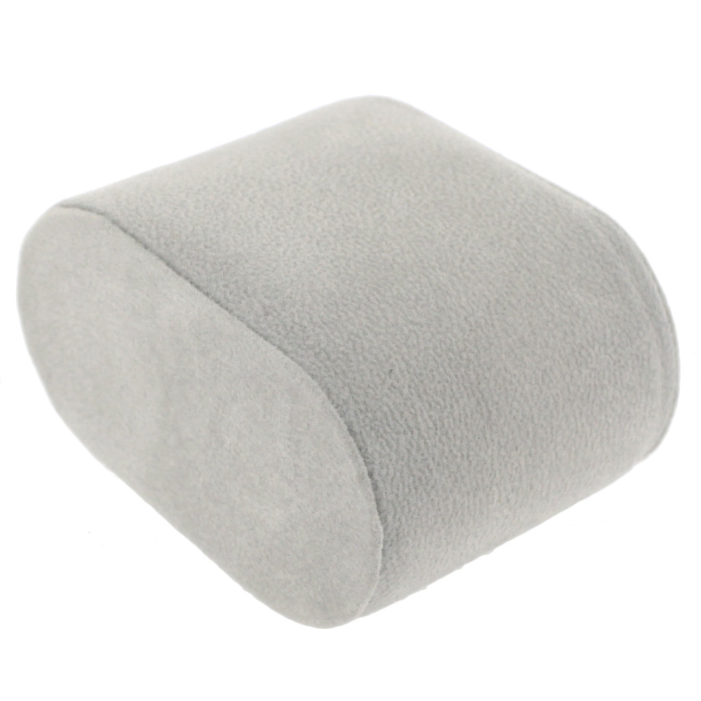 Side View Extra Lagre Grey Cushion For Watches TSCU-13A