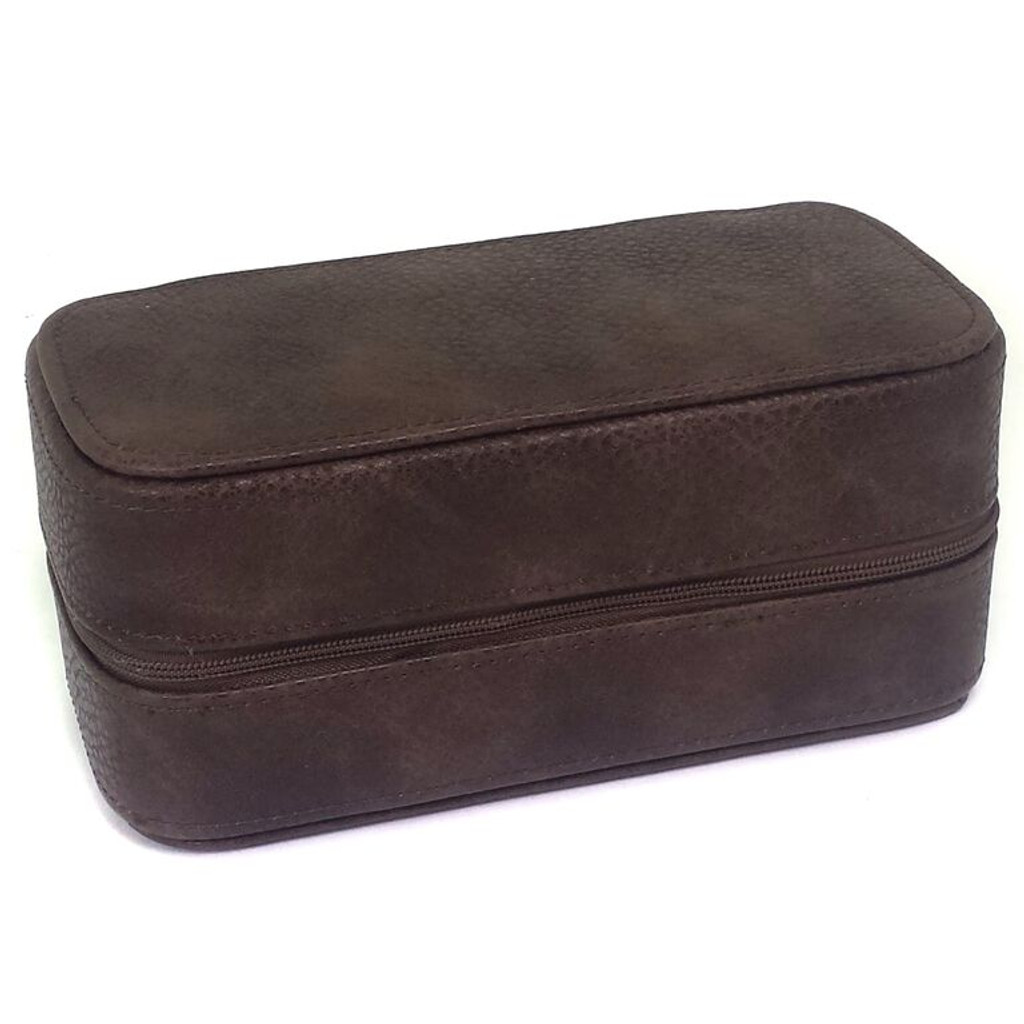 2 Watch case holder for travel 200 brown secondary picture