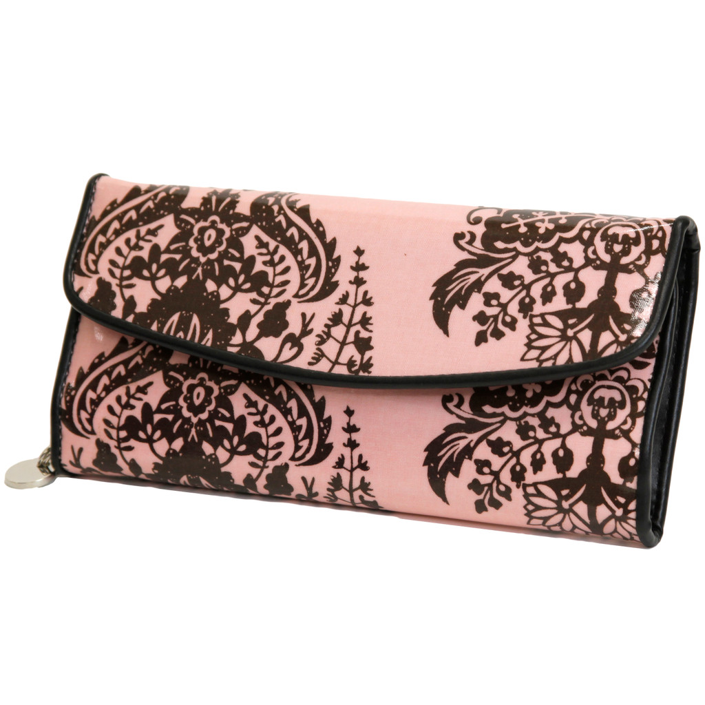 Travel Jewelry Case in Pink | TechSwiss TS10700 Main