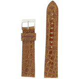 Genuine Crocodile Replacement Watch Band