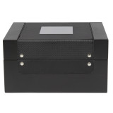 Engravable Top Valet Large Compartments TSBOX8100CF