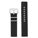 Black Nylon Band LEA1584 | Front