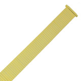 Watch Band Ladies Expansion Metal Stretch Gold-tone