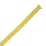 Watch Band Ladies Expansion Metal Stretch Gold-tone 12-14 mm