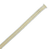 Expansion Two-Tone Ladies Metal Watch Band by TechSwiss
