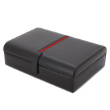 Leather Watch Box TechSwiss TS8654BRN