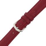 Elegant Leather Watch Band | TechSwiss LEA351 | Buckle