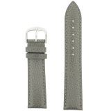Grey Mens Watch Band LEA353 | TechSwiss | Front