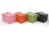 Jewelry Box with Travel Case - Pink