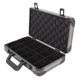 aluminum box for watches fit 12 watches up to Fits Cases up to 58mm angle open