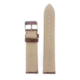 Brown Lizard Skin Watch Band | Genuine Exotic Grain Straps | TechSwiss LEA731 | Back