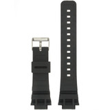 16mm Watch Band Fits Casio G-Shock Strap PU Buckle DW-5900 DW-6100 DW-6695