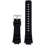 16mm Watch Band Fits Casio G-Shock Strap PU Buckle DW-5900 DW-6100 DW-6695
