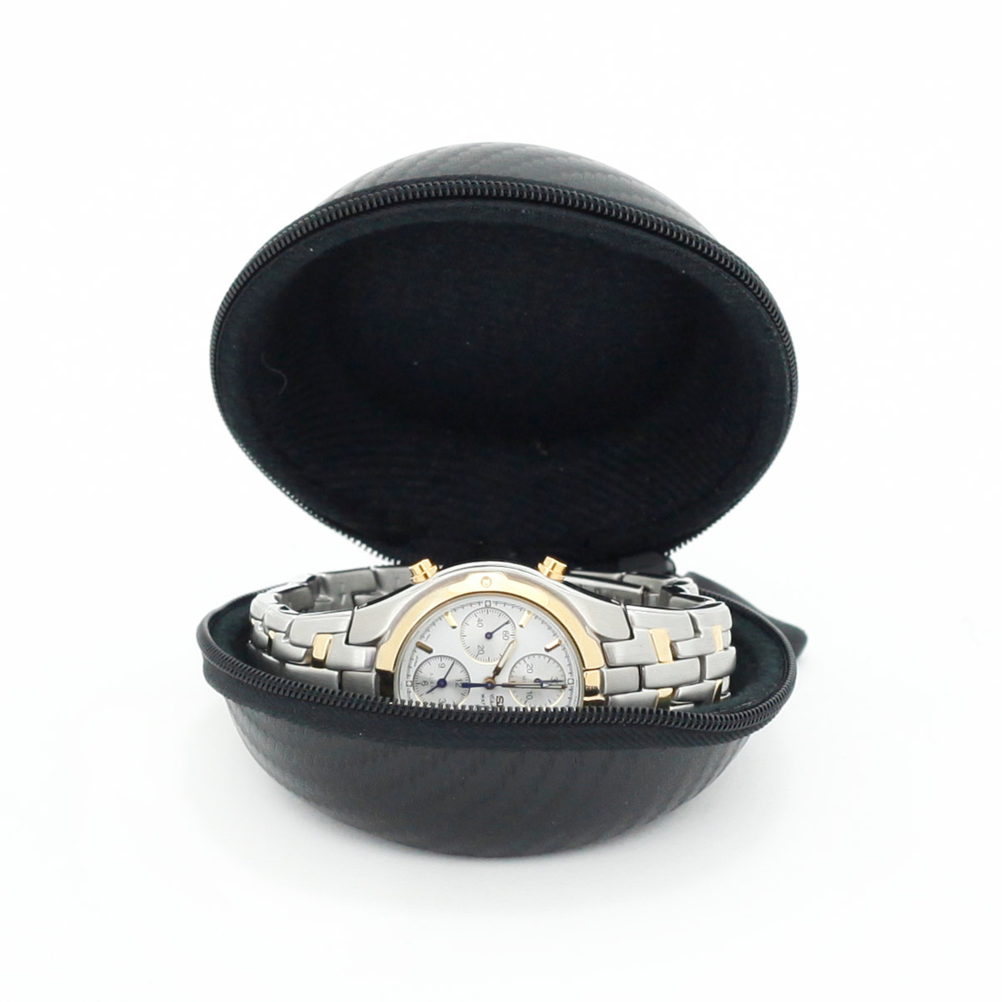 Single Travel Watch Carrying Case