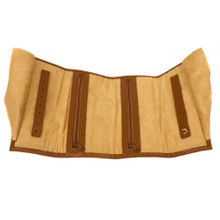 Travel Jewelry Travel Bag in Tan | TS11386BR Main