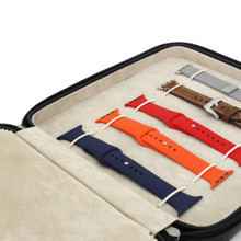 Leather Portfolio Apple Watch Band Case