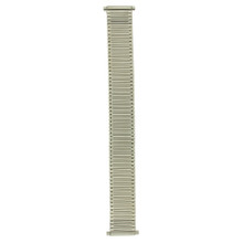 Silver Stretch Metal Watch Band in 18mm-22mm