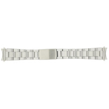 Oyster style Stainless Steel Watch Band -  Full Length
