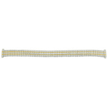 Ladies Watch Band Expansion Two-Tone 10mm-12mm