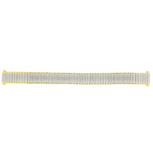 Watch Band Expansion Metal Ladies Band Two Tone 12mm-14mm