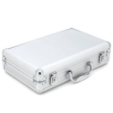 Aluminum Watch Box   Store 12 Watches | TechSwiss | Closed View