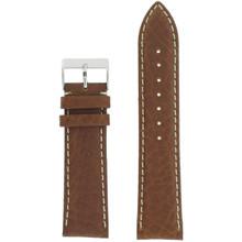 Water Resistant Brown Mens Watch Band Waterproof TSA459