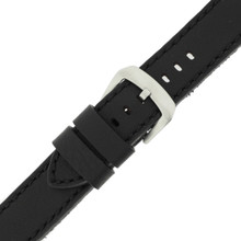 LEA1370 Leather Water Resistant Watch Strap