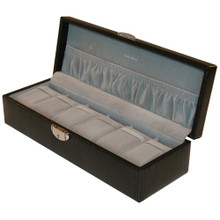 Watch Box Leather 6 Timepieces