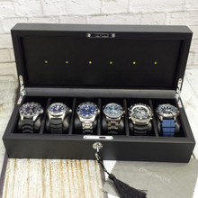 Seiko Solar charging watch box