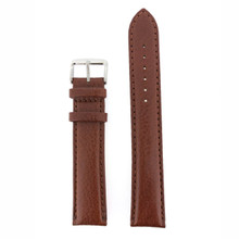 Brown Large Long Watch Band | Leather Band | TechSwiss | Main