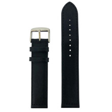 Mens Anti Allergic Genuine Leather Watch Band