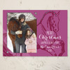 Dressage Horse Photo Christmas Card (10 pk)