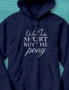 Life is Short Buy the Pony Adult Hoodie