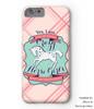 Horse crazy girl equestrian phone case