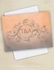 Artsy Bohemian Thank You Cards (10 pk)