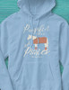 Fall Pumpkin Spice and Ponies Equestrian Hoodie