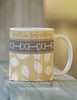Fall Horse Bits Equestrian Coffee Mug